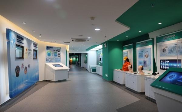 广东职业健康体验馆积极开展职业健康科普活动