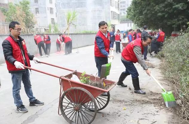 广东大力开展冬春季爱国卫生专项行动