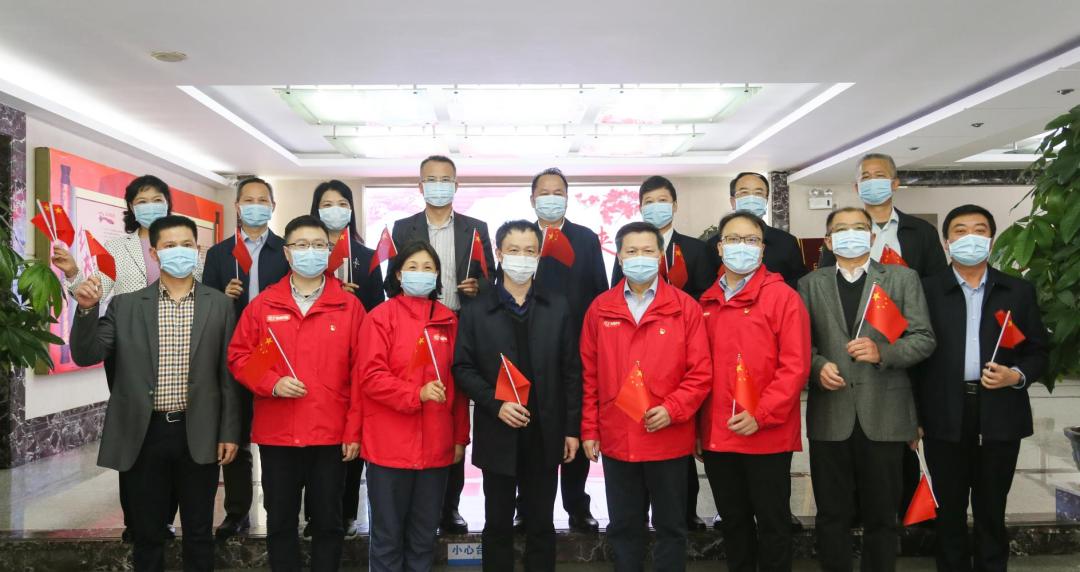 省卫生健康委支援湖北荆州医疗队队员结束休整返回工作岗位