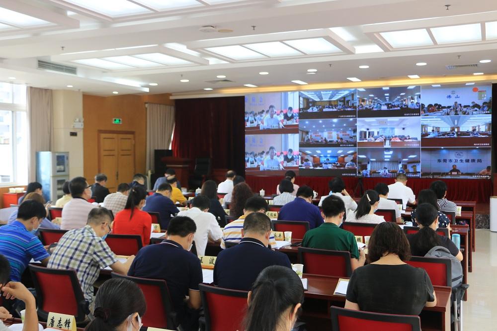 省衛生健康委召開2020年老齡健康工作視頻會議