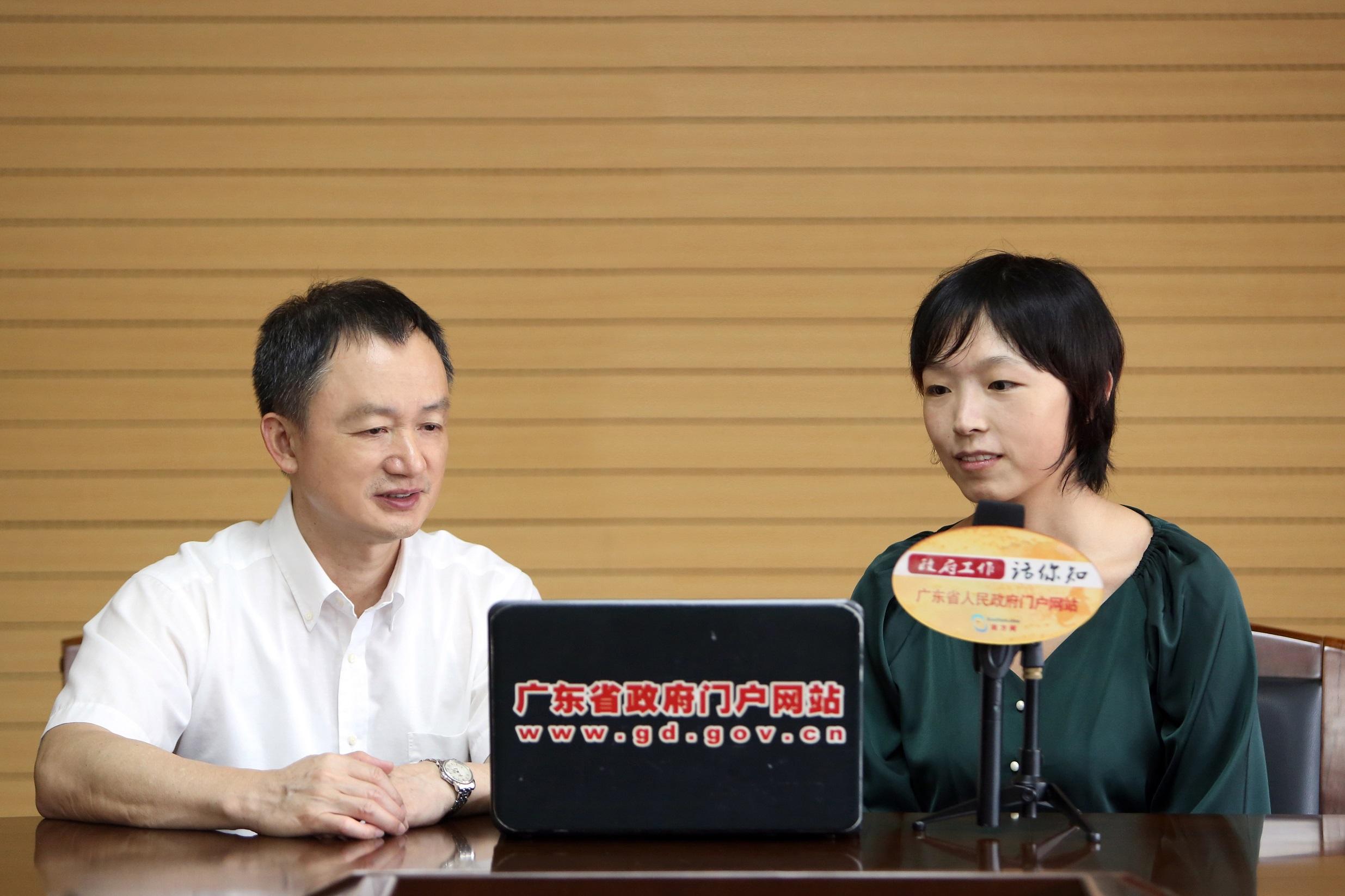专访省卫生健康委员会主任段宇飞