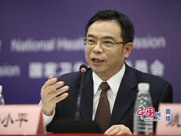 广东省广州市卫生计生委主任唐小平回答记者提问.jpg