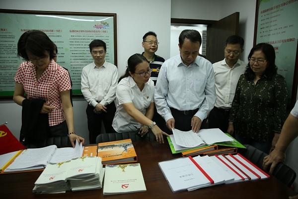 中国计生协常务副会长王培安一行赴广东省调研计生协改革工作