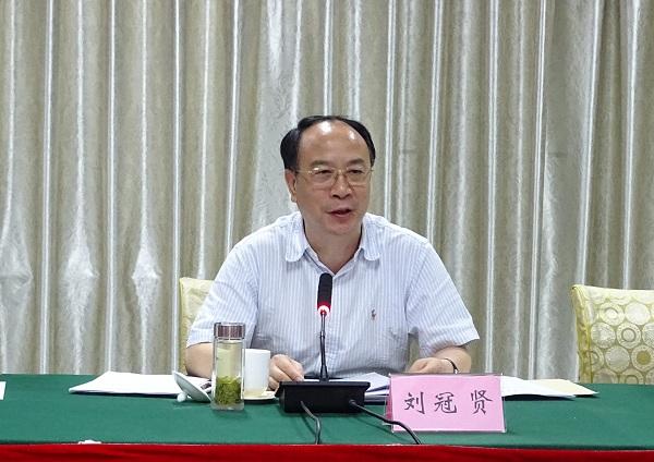 刘冠贤在湛江市强基建设片区专题调研会上发言.jpg